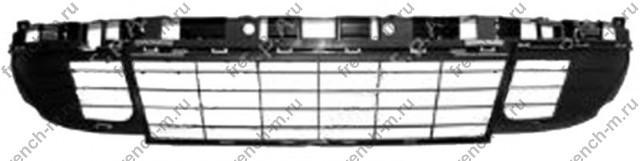 Решетка переднего бампера
