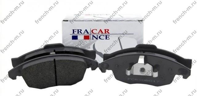 Колодки тормозные передние FRANCECAR